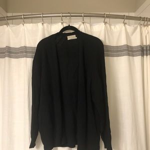 Black Urban Outfitters Cardigan